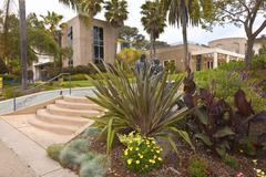 point loma nazarene university california. - stock photo