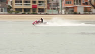 Stock Video Footage of WaveRunner JetSki