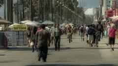 Venice Beach Impressions #05 Stock Footage