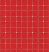 Stitch pattern on fabric texture background Stock Illustration