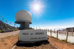 Stock Photo of pico do arieiro