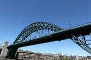Stock Photo of Tyne Bridge, Newcastle Upon tyne