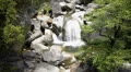 Yosemite LM52 Cascade Falls Upper HD Footage