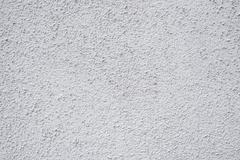 white stucco textured background shot - stock photo