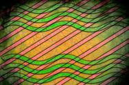 Retro colored striped background . Stock Illustration