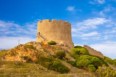 Santa teresa di gallura, landmark Stock Photos