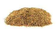 Dry rubbed natural remedy thyme. Stock Photos