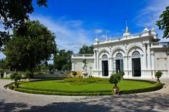Bang pa-in royal palace, thailand Stock Photos