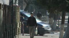 Soroco Street Scene Stock Footage