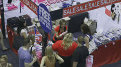SEXPO (Adult entertainment) 41 Stock Footage