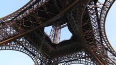 Eiffel Tower. Stock Footage