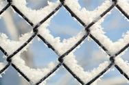 Stock Photo of freezing patterns, winter
