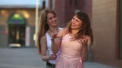 Friends - stock footage