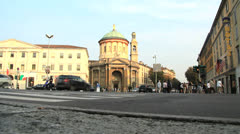 Bergamo Stock Footage