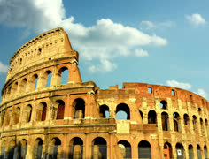 Colosseo 4K Stock Footage
