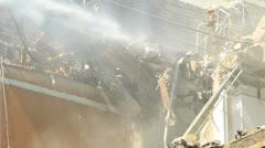 Demolition Stock Footage