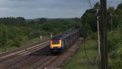 Great Western HST - stock footage