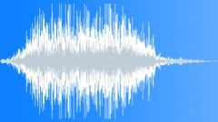 Horror - Monster Voice - Run 01 (Dry) - sound effect