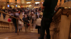 Grand Central Station - stock footage