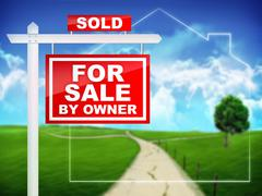 Stock Illustration of For Sale by Owner