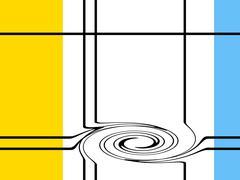 colorful background - stock illustration