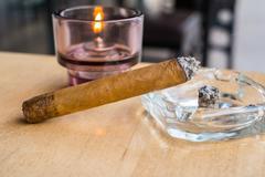 Cigar Stock Photos