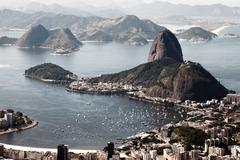 rio de janeiro, brazil - stock photo
