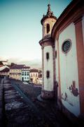 Stock Photo of ouro preto, brazil, south america.