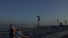 Ocean city nj wonderland pier 6 Stock Footage