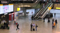 Brazil - Guarulhos Airport - Check In Area - São Paulo - 10 HD Footage