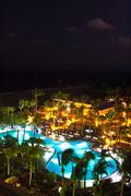 Uima-allas Resort Fort Lauderdalen, Miamin Kuvituskuvat