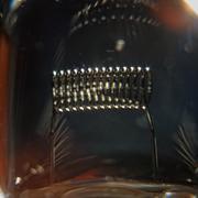 lightbulb filament. super macro shot, high iso - stock photo