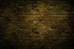 old brick wall. grunge background. - stock photo