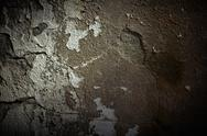 Stock Illustration of grunge cement wall with dramatic light