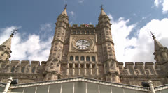 Bristol Temple Meads Station Bristol Stock Footage