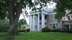 Belo mansion, ross avenue, dallas, texas, usa Stock Footage