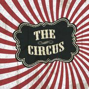 Classical circus background, vector, eps10 Stock Illustration