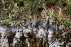 Tian Shan mountain range in Kyrgyzstan Stock Photos
