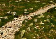 Stock Photo of mountain walkway