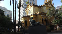 SAO PAULO Stock Footage