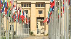 UNO Geneva Arkistovideo