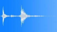 Mechanic plastic double click Sound Effect