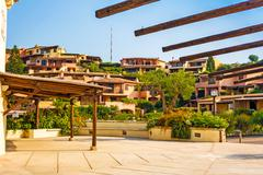 Stock Photo of porto cervo