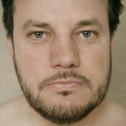 man with beard - stock photo