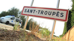 Saint-Tropez Stock Footage
