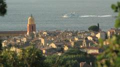 Saint-Tropez Stock Footage