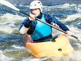 Kayaker Stock Photos