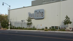 YouTube Space - Los Angeles Stock Footage