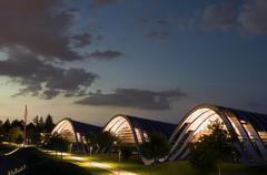 Klee museum in bern Stock Photos