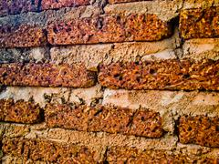 Stock Photo of old brickwork wall2
